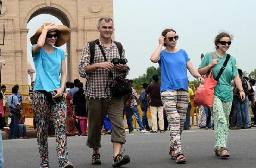 Expat in India
