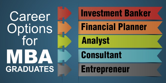Career options after MBA